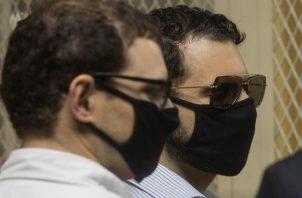 Hermanos Martinelli gestionaron su regreso a Panamá para atender requerimientos judiciales.