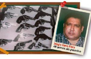Sergio Davis Riera se hacía pasar como funcionario de la embajada de Estados Unidos para ofrecer asesorías en Panamá.
