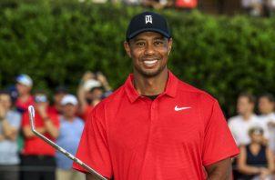 Tiger Woods: Foto:EFE