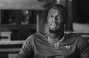Usain Bolt fue campeón olímpico y mundial en los 100 y 200 metros. Foto:EFE
