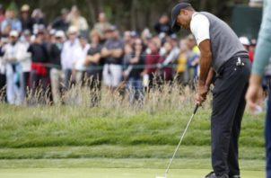 Tiger Woods Foto:EFE