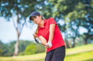 Laura Restrepo cerró su participación con 'score' de 73. Cortesía
