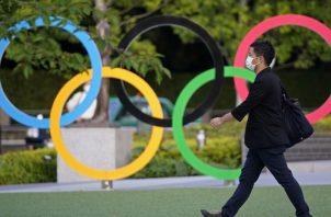 Argollas olímpicas. Foto:EFE