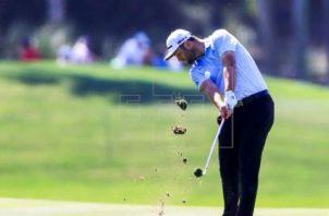 El español Jon Rahm, número uno del golf. Foto: EFE