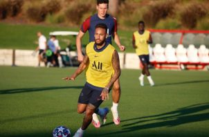 Neymar. Foto: @PSG_español