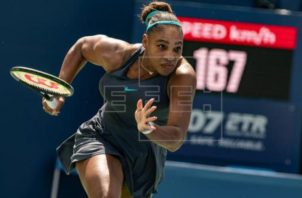 Serena Williams Foto:EFE