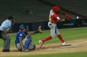 El béisbol mayor podría iniciar el 9 octubre. Foto:Anayansi Gamez