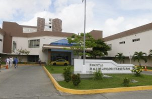Hospital Irma Lourdes Tzanetatos, ubicado en la 24 de Diciembre.