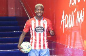 José Luis Rodríguez jugará como cedido por una temporada con el CD Lugo. Foto@CDeportivoLugo
