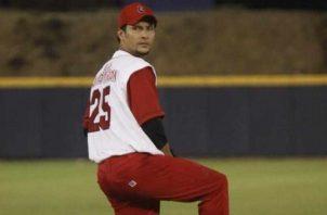 Davis Romero será el abridor número uno de Coclé. Foto: Archivo
