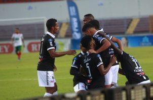 Jugadores del Tauro, el último campeón en la LPF, también mostró su desacuerdo por la eliminación del Clausura 2020. Foto: Anayansi Gamez