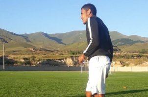 Manuel Vargas juega en el Lori F.C. en la Liga Premier de Armenia. Foto:Instagram