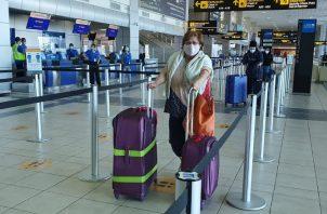 Aeropuerto Internacional de Tocumen ha tomado rígidas medidas de bioseguridad.