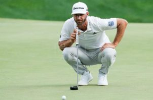 Dustin Johnson. Foto:EFE