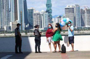 Durante el confinamiento coordinaron con los consulados los vuelos humanitarios de muchos turistas.