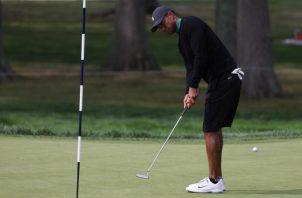 Tiger Woods es el defensor del título. Foto:EFE