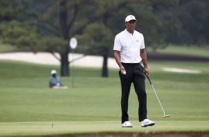 Tiger Woods es el actual campeón Foto:EFE