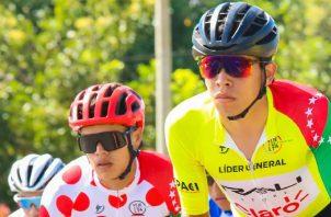 Carlos Samudio y Fraklin Archibold (der). Foto:Fepaci