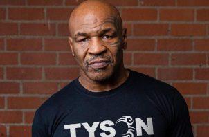 Mike Tyson Foto:Twitter