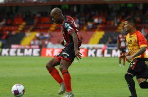 Adolfo Machado, campeón con Alajuelense. Foto:Twitter