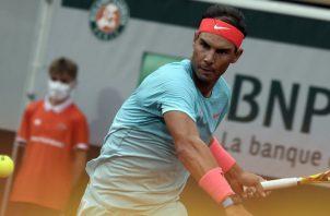 Rafael Nadal, el español es una de las figuras del tenis mundial.
