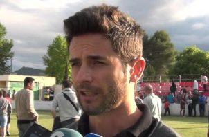 El español Isaac Jové. Foto: La Opinión de Murcia