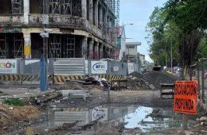 La segunda ciudad más importante de Panamá se asemeja a un pueblo fantasma.