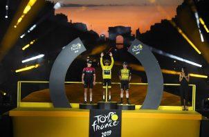 Bernal hizo historia con su triunfo en el Tour de Francia.