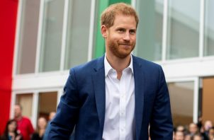 Harry, duque de Sussex. Foto: EFE