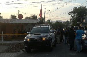 Asesinan  a taxista en la 24 de Diciembre.
