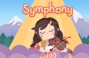 Erin Alvarico diseñó Symphony.  Google