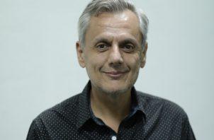Bernardo Stamateas, escritor y motivador argentino. Participa en la XV Feria Internacional del Libro de Panamá, FIL 2019 con 'Calma emocional'. Foto: Aurelio Herrera Suira.