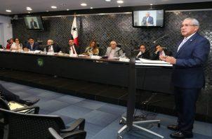 Comisicón de Credencias evalúa nombramientos de magistrados de la Corte Suprmea de Justicia. Foto/Cortesía