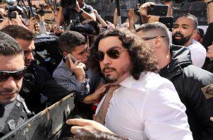 Danilo Garcia dejó el caso.
