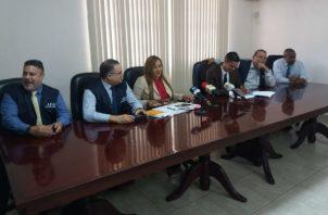 El grupo de abogados además de denunciar las pésimas condiciones de Punta Coco, además pidieron apoyo de organismo de derechos.humanos.