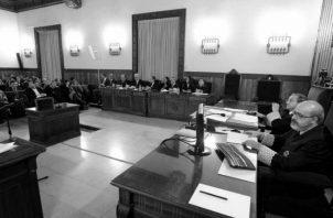 Los abogados que han dedicado años a servir al Estado han aportado sus conocimientos.