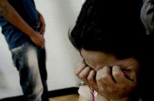Violó y embarazó a sus dos hijas menores de edad; también abusaba de un hijo. Foto: Archivo Epasa.