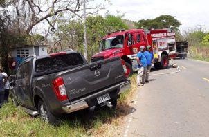 Las autoridades iniciaron las investigaciones de ambos accidentes para determinar las causas y deslindar responsabilidades. Foto/Thays Domínguez