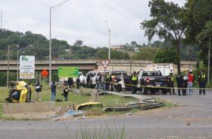En lo que va del año 2019, el número de muertes por accidentes de tránsito en el territorio panameño aumento a 216.