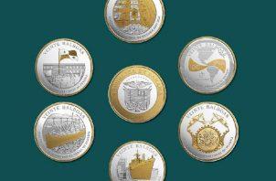 En los últimos años se han acuñado muchas monedas conmemorativas a diferentes celebraciones en Panamá.