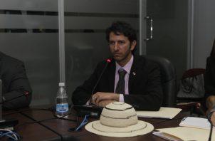 Administrador de la Autoridad de Turismo,  Iván Eskildsen. Foto de Víctor Arosemena