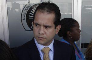 Adolfo De Obarrio se convirtió en otro perseguido político. Foto de archivo