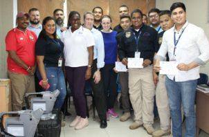 Funcionarios de la Autoridad Nacional de Aduanas se repartirán 5 millones en bonos navideños. Foto: Panamá América.