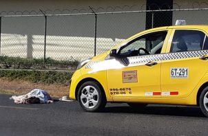 El incidente ocurrió el pasado 14 de febrero a primera horas de la mañana. Foto/Thays Domínguez