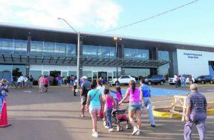 Tocumen S.A. proyectan promueve acercamientos con nuevas compañías aéreas de Estados Unidos.
