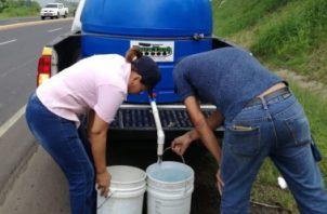 Se espera que con las primeras lluvias, se recuperen las fuentes de agua. Foto/Thays Domínguez