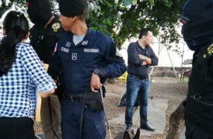 """La acción fue el resultado de la operación """"Nuevo Amanecer"""" que se llevó a cabo en Aguadulce. @ProtegeryServir"""