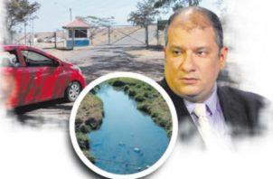 En Aguadulce le exigen al alcalde Jorge Herrera una explicación. Archivo
