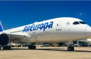 Air Europa incorporará hasta 2022 un total de diecisiete nuevos B787-9.
