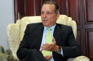 Exadministrador de esa entidad, Alberto Alemán Zubieta. Foto/Archivos